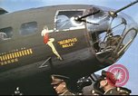 Image of 8th Air Force crew United Kingdom, 1943, second 54 stock footage video 65675061356