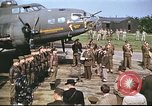 Image of 8th Air Force crew United Kingdom, 1943, second 57 stock footage video 65675061356