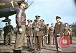 Image of General Jacob Devers United Kingdom, 1943, second 2 stock footage video 65675061357