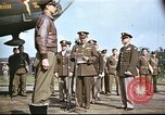 Image of General Jacob Devers United Kingdom, 1943, second 4 stock footage video 65675061357