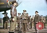 Image of General Jacob Devers United Kingdom, 1943, second 14 stock footage video 65675061357