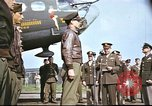 Image of General Jacob Devers United Kingdom, 1943, second 16 stock footage video 65675061357
