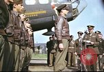 Image of General Jacob Devers United Kingdom, 1943, second 23 stock footage video 65675061357