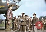 Image of General Jacob Devers United Kingdom, 1943, second 25 stock footage video 65675061357