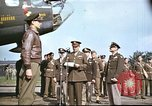 Image of General Jacob Devers United Kingdom, 1943, second 26 stock footage video 65675061357