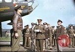 Image of General Jacob Devers United Kingdom, 1943, second 29 stock footage video 65675061357