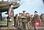 Image of General Jacob Devers United Kingdom, 1943, second 30 stock footage video 65675061357