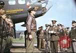 Image of General Jacob Devers United Kingdom, 1943, second 33 stock footage video 65675061357