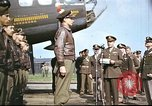 Image of General Jacob Devers United Kingdom, 1943, second 36 stock footage video 65675061357
