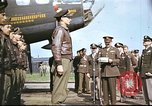 Image of General Jacob Devers United Kingdom, 1943, second 38 stock footage video 65675061357