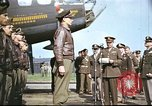 Image of General Jacob Devers United Kingdom, 1943, second 39 stock footage video 65675061357