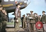 Image of General Jacob Devers United Kingdom, 1943, second 41 stock footage video 65675061357