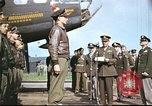 Image of General Jacob Devers United Kingdom, 1943, second 42 stock footage video 65675061357