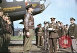 Image of General Jacob Devers United Kingdom, 1943, second 43 stock footage video 65675061357