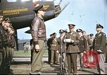 Image of General Jacob Devers United Kingdom, 1943, second 44 stock footage video 65675061357