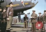 Image of General Jacob Devers United Kingdom, 1943, second 52 stock footage video 65675061357