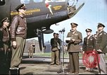 Image of General Jacob Devers United Kingdom, 1943, second 57 stock footage video 65675061357