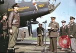 Image of General Jacob Devers United Kingdom, 1943, second 61 stock footage video 65675061357