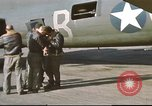Image of B-17 Flying Fortress bombers United Kingdom, 1943, second 15 stock footage video 65675061385