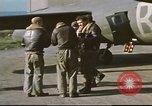 Image of B-17 Flying Fortress bombers United Kingdom, 1943, second 18 stock footage video 65675061385