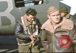 Image of B-17 Flying Fortress bombers United Kingdom, 1943, second 23 stock footage video 65675061385