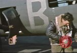 Image of B-17 Flying Fortress bombers United Kingdom, 1943, second 25 stock footage video 65675061385