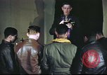 Image of Chaplain with B-17 Aircrew members United Kingdom, 1943, second 9 stock footage video 65675061393