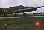 Image of B-17 Flying Fortress bombers United Kingdom, 1943, second 22 stock footage video 65675061396