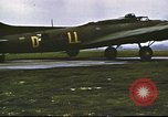 Image of B-17 Flying Fortress bombers United Kingdom, 1943, second 23 stock footage video 65675061396