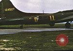 Image of B-17 Flying Fortress bombers United Kingdom, 1943, second 24 stock footage video 65675061396