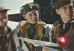Image of B-17 Flying Fortress bomber United Kingdom, 1943, second 2 stock footage video 65675061409