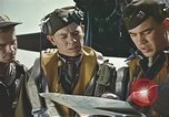 Image of B-17 Flying Fortress bomber United Kingdom, 1943, second 5 stock footage video 65675061409