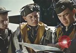 Image of B-17 Flying Fortress bomber United Kingdom, 1943, second 6 stock footage video 65675061409