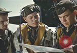 Image of B-17 Flying Fortress bomber United Kingdom, 1943, second 9 stock footage video 65675061409