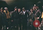 Image of B-17 Flying Fortress bomber crew United Kingdom, 1943, second 10 stock footage video 65675061414