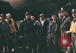 Image of B-17 Flying Fortress bomber crew United Kingdom, 1943, second 14 stock footage video 65675061414