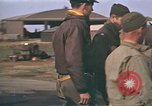 Image of B-17 Flying Fortress bomber crew United Kingdom, 1943, second 25 stock footage video 65675061414