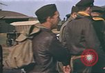 Image of B-17 Flying Fortress bomber crew United Kingdom, 1943, second 26 stock footage video 65675061414