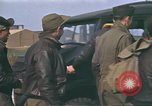 Image of B-17 Flying Fortress bomber crew United Kingdom, 1943, second 27 stock footage video 65675061414