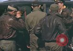 Image of B-17 Flying Fortress bomber crew United Kingdom, 1943, second 29 stock footage video 65675061414