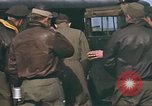 Image of B-17 Flying Fortress bomber crew United Kingdom, 1943, second 30 stock footage video 65675061414