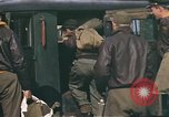 Image of B-17 Flying Fortress bomber crew United Kingdom, 1943, second 34 stock footage video 65675061414