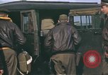Image of B-17 Flying Fortress bomber crew United Kingdom, 1943, second 37 stock footage video 65675061414