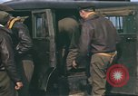 Image of B-17 Flying Fortress bomber crew United Kingdom, 1943, second 39 stock footage video 65675061414