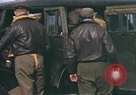 Image of B-17 Flying Fortress bomber crew United Kingdom, 1943, second 41 stock footage video 65675061414