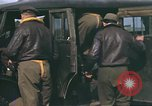 Image of B-17 Flying Fortress bomber crew United Kingdom, 1943, second 42 stock footage video 65675061414