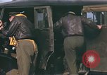 Image of B-17 Flying Fortress bomber crew United Kingdom, 1943, second 43 stock footage video 65675061414