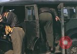 Image of B-17 Flying Fortress bomber crew United Kingdom, 1943, second 44 stock footage video 65675061414
