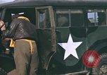 Image of B-17 Flying Fortress bomber crew United Kingdom, 1943, second 45 stock footage video 65675061414