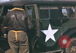 Image of B-17 Flying Fortress bomber crew United Kingdom, 1943, second 46 stock footage video 65675061414
